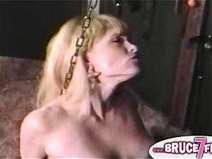 roped nineties girl/girl