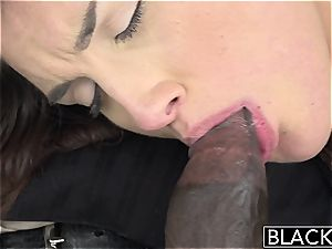 killer August Ames pleased best by ebony hard-ons