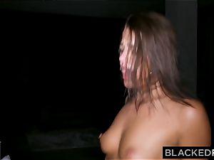 BLACKEDRAW youthful wife is now addicted to ebony bulls