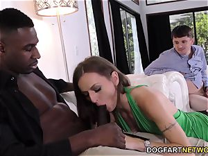 Natasha Starr Has big black cock ass fucking - cuckold Sessions