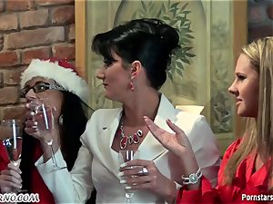 drunk office chick lezzie soiree with pissing