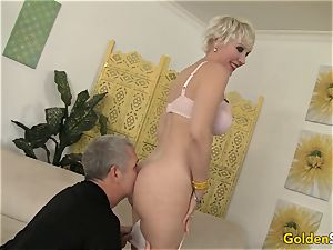 enormous dick for grandmother