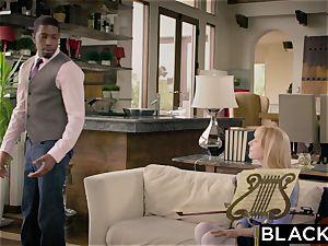 BLACKED first-ever interracial For Rich damsel Riley Nixon