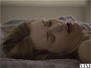 VIXEN fashion Model Blake Edens strenuous sex Session