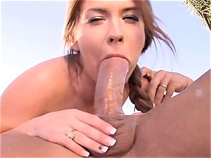 sport paramour Alice Lighthouse loves a session with her trainer