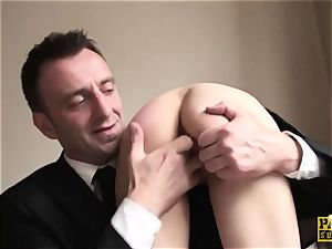 PASCALSSUBSLUTS - April Paisley throated and licking jizm